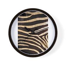 Cute Animal skin Wall Clock