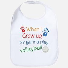 Future Volleyball Player Bib