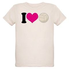 I Heart Volleyball Gift T-Shirt