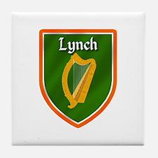 Lynch Family Crest Tile Coaster