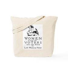 Suffrage Tote Bag