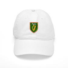 Flynn Family Crest Baseball Cap
