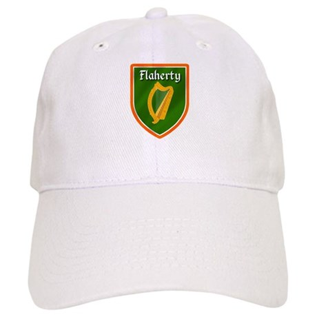 Flaherty Family Crest Cap