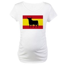 Spain Bull Flag Shirt