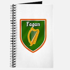 Fagan Family Crest Journal