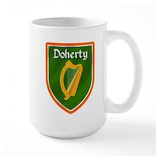Doherty Family Crest Mug