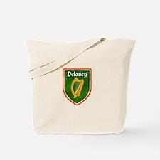 Delaney Family Crest Tote Bag