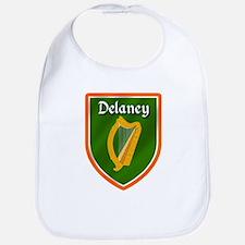 Delaney Family Crest Bib
