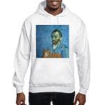 Vincent's Cat Hooded Sweatshirt