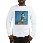 Vincent's Cat Long Sleeve T-Shirt
