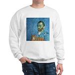Vincent's Cat Sweatshirt
