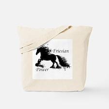 Friesian Power Tote Bag
