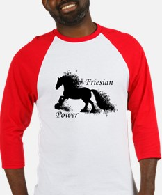 Friesian Power Baseball Jersey