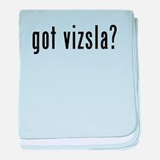GOT VIZSLA baby blanket