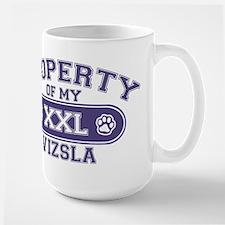 Vizsla PROPERTY Mug