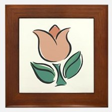 Tulip Framed Tile