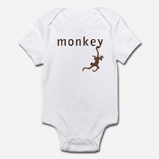 Classic Monkey Onesie