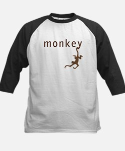 Classic Monkey Kids Baseball Jersey