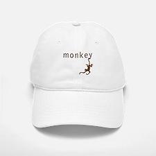 Classic Monkey Baseball Baseball Cap