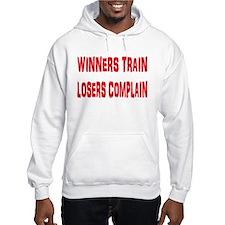 Winners trainHoodie