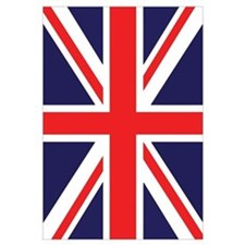 Union Jack Wall Art