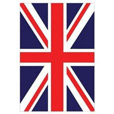 Union Jack Wall Art Canvas Art