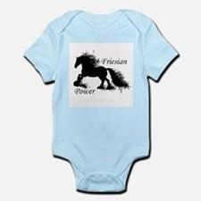 Friesian Power Infant Bodysuit