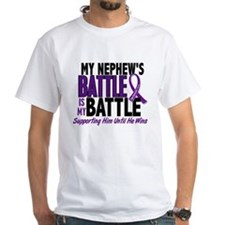 My Battle Too Pancreatic Cancer Shirt