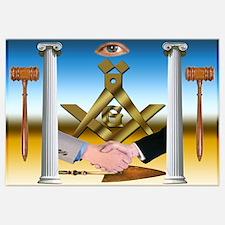 Masonic Wall Art