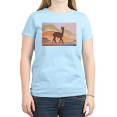 Mountain Mirage Alpaca T-Shirt