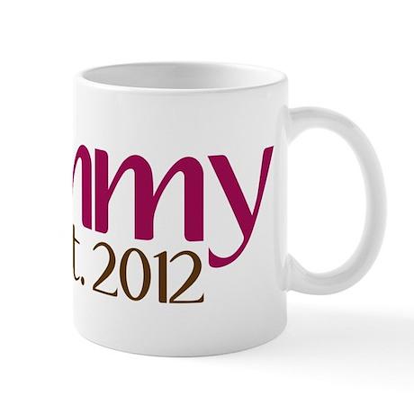 New Mommy 2012 Mug