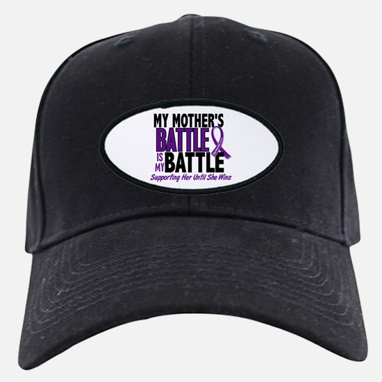 My Battle Too Pancreatic Cancer Baseball Hat