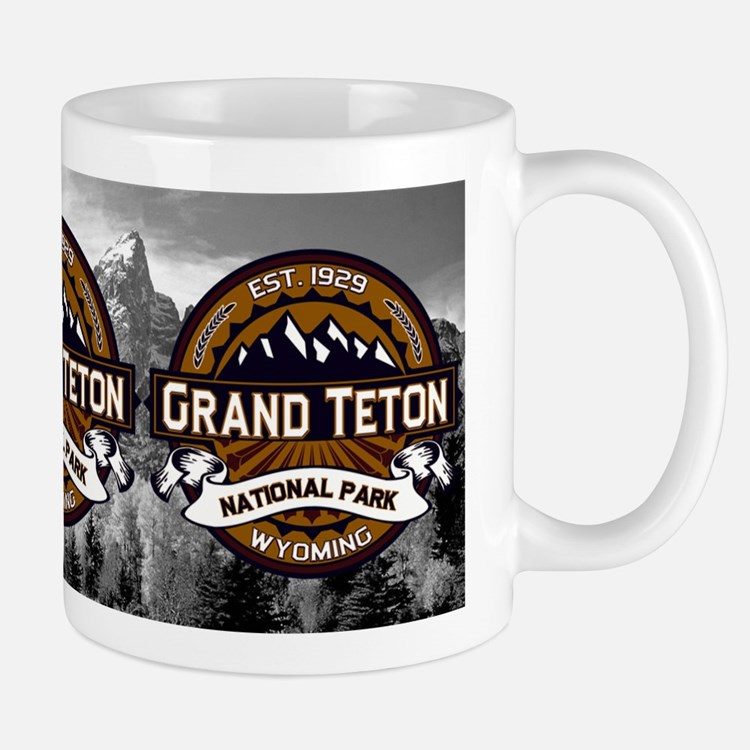 Grand Teton Vibrant Mug