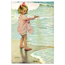 By The Ocean Wall Art Canvas Art