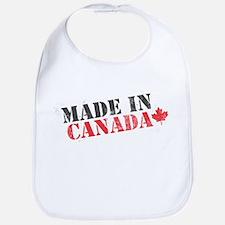 Canada Kids - Made in Canada Bib
