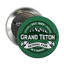 "Grand Teton Forest 2.25"" Button"