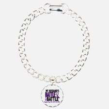 My Battle Too Pancreatic Cancer Bracelet