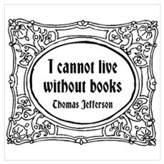 Thomas Jefferson Wall Art Canvas Art