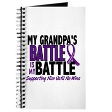 My Battle Too Pancreatic Cancer Journal