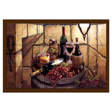Best Seller Grape Wall Art Framed Print