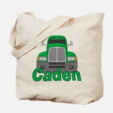 Trucker Caden Tote Bag