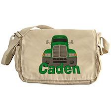 Trucker Caden Messenger Bag
