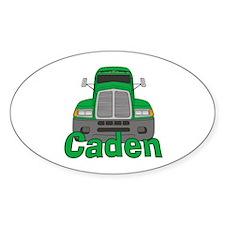 Trucker Caden Decal