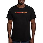 HoopTactics Men's Fitted T-Shirt (dark)