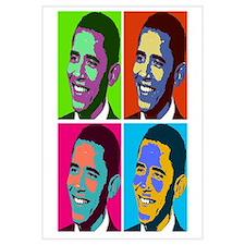 Unique 2012 election Wall Art
