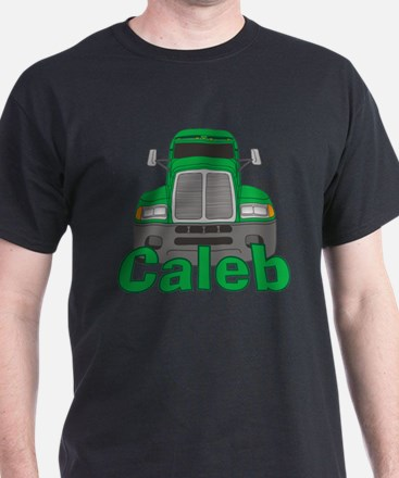 Trucker Caleb T-Shirt