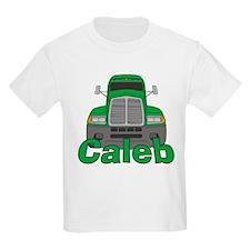 Trucker Caleb T-Shirt