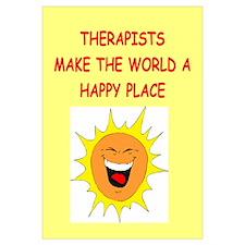 Therapists Wall Art