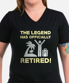Officially Retired T-Shirt
