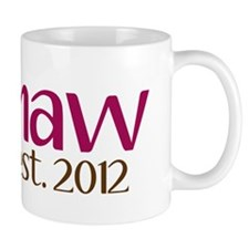 New Memaw 2012 Mug